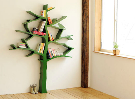 childrens furniture tree bookcase shawn soh
