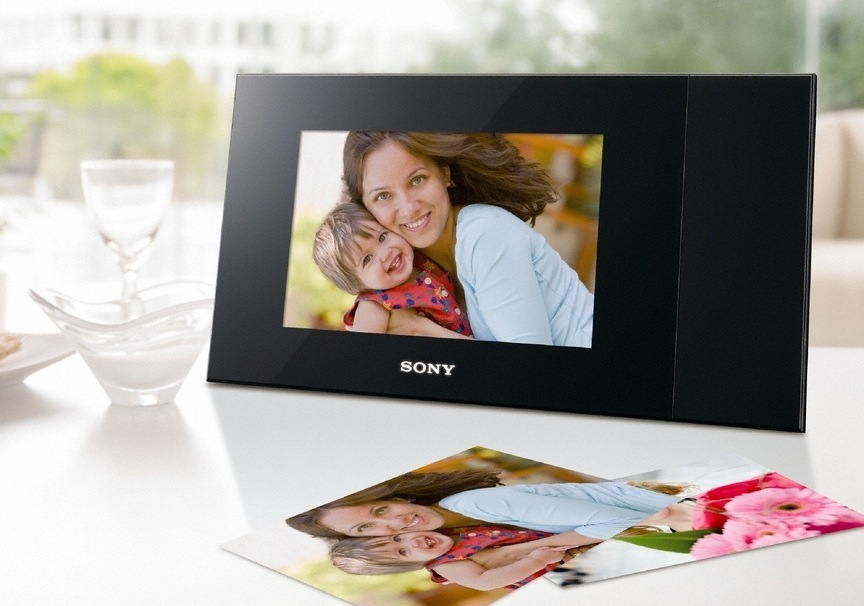 Sony S-Frame with Printer | Dustbowl