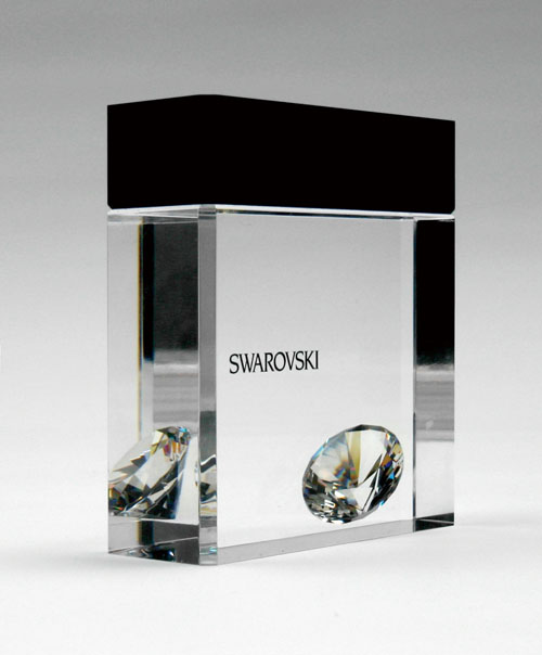 The Scent of Crystal by Tokujin Yoshioka for Swarovski