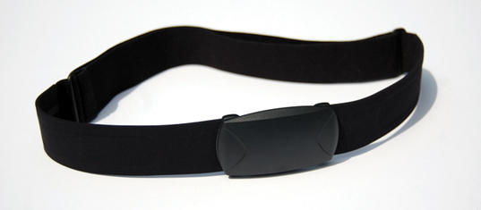 World's first production-ready Bluetooth low energy heart-rate belt will work with any Bluetooth version 4