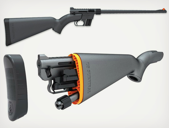 Henry-US-Survival-AR-7-Rifle